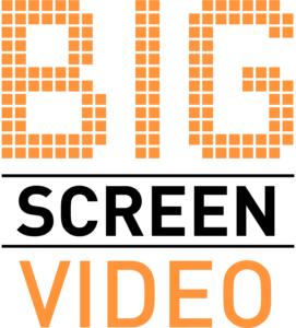 Big Screen Video logo