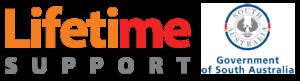 Lifetime Support Logo